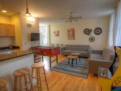 Photo for COMFORTABLE HOUSE in NEWPORT'S HISTORIC CENTER