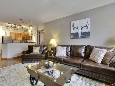 Photo for Fancy 2 Bd Condo | Ski In/Ski Out! | New Remodel | Excellent Amenities | Views of Divide