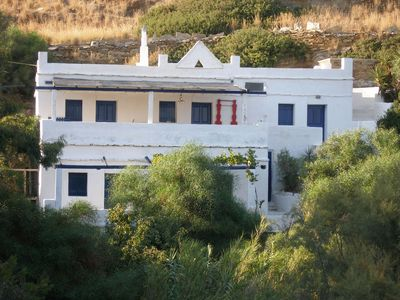 Photo for House Vacation Rental in Milopotas, Egeo