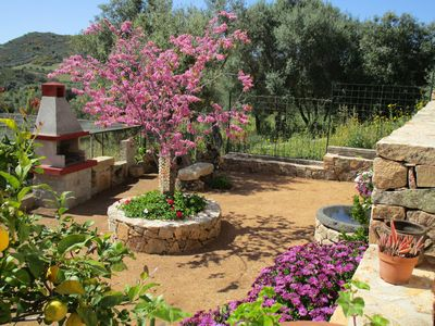 Photo for Country house sea view with garden, farm.