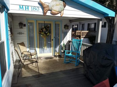 Photo for 3BR, 2Bath + WiFi on Campground Road in Ocean Lakes