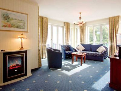 Photo for 2-room land side up to 4 persons - SEETELHOTEL Ostseeresidenz Ahlbeck