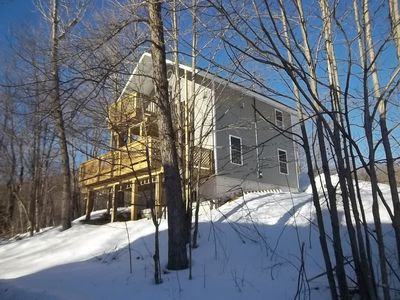 Photo for Views Of Mount Snow, Outside Hot Tub, Totally Remodeled Sleeps 8