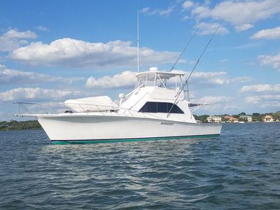 Photo for Luxury 50 Sportfish Gulf and Bay views