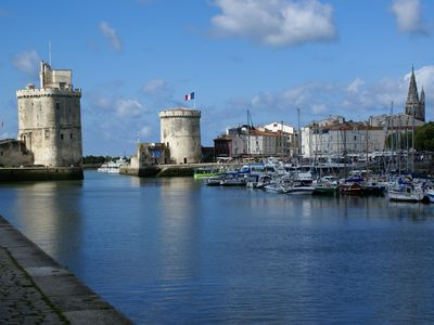 Photo for Gîte les Dimeries - Holiday rental La Rochelle for 2 pers. with garden.