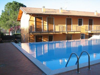 Photo for Vacation home Residence Belvedere (LAZ280) in Lazise - 7 persons, 4 bedrooms
