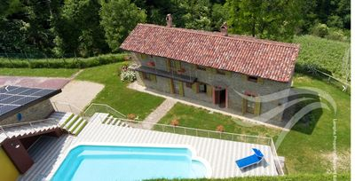 Photo for 4BR Villa Vacation Rental in Mango, Piemonte