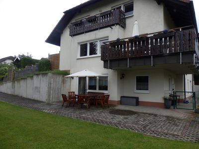 Photo for Very nice apartment in the National Park Hunsrück-Hochwald / Idar Oberstein