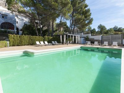 Photo for ARCS - Apartment with shared pool in Barx.