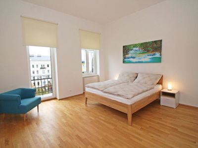 Photo for Apartment An der alten Stadtbahn in Wien/18. Bezirk - 4 persons, 1 bedrooms