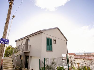 Photo for Apartment in Sumpetar (Omiš), capacity 2+2
