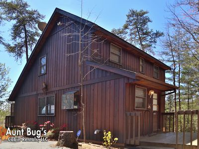 3br Cabin Vacation Rental In Sevierville Tennessee 276314