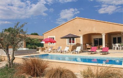 Photo for 4 bedroom accommodation in St Paul Trois Chateaux