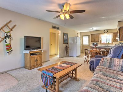 Photo for NEW! Condo w/Deck-Walk to Downtown Medora & Hiking