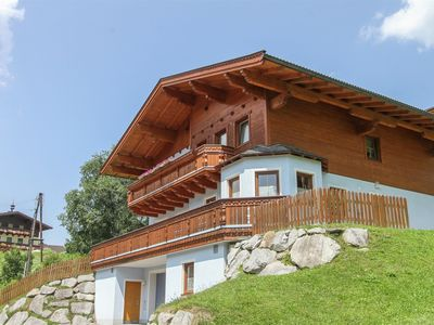 Photo for Spacious apartment with 2 bedrooms, located between Viehhofen and Saalbach