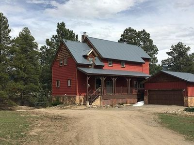 Photo for Very charming, large home within walking distance of the San Juan River.