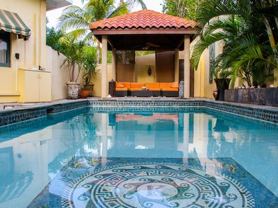 Photo for 4 Bed 2 Bath Tropical Aruba Villa Oasis Close To Everything!