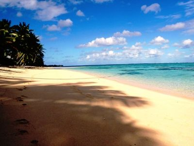 Photo for Rarotonga Hideaway - great value for money for a modern private house!
