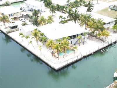 Photo for Waterfront W/ Pool, New Jacuzzi, 200' of Dockage