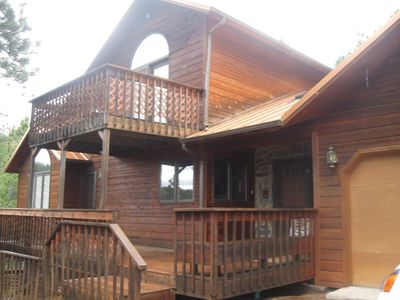 GB Oasis Secluded Cabin 5 miles to Lake Pactola! Central air! WIFI!