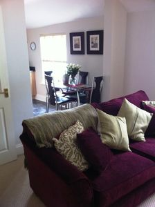 Photo for Beautiful apartment ideal position near station, racecourse and city centre.