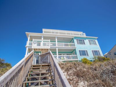 Photo for Gulf Front, Perfect For Weddings & Reunions- Pet Friendly. 3 Separate Condos.