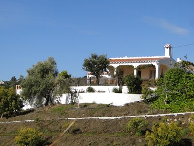 Photo for VILLA PIEDRA BLANCA WITH PRIVATE POOL