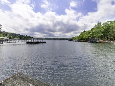 Photo for House in Anderson near Clemson University waterfront on Lake Hartwell