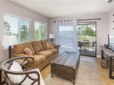 Photo for Oceanfront Condominium with Balcony, Pool and Boardwalk to Beach. Direct Ocean View