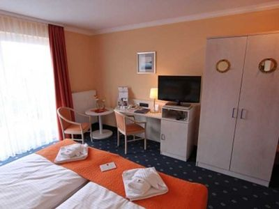 Photo for Standard Double Room - BEST WESTERN Hanse-Kogge Hotel & Restaurant
