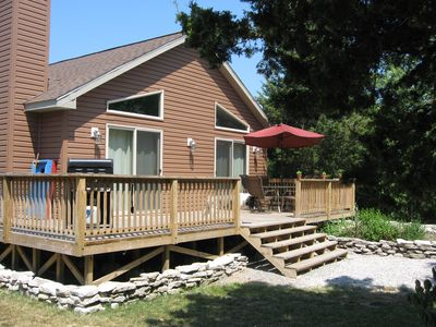 Photo for Cedar Cottage - Kelleys Island (Lake Erie) Vacation Retreat