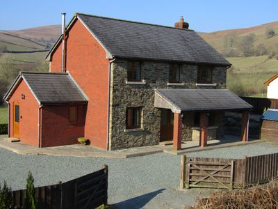 Photo for Nant-Y-Glyn Holiday Accommodation set in a beautiful rural hamlet location