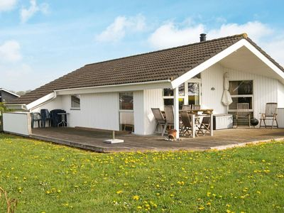 Photo for Cozy Holiday Home In Haderslev With Sauna