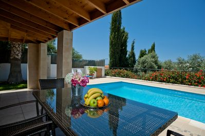 TERRACE/POOL AREA