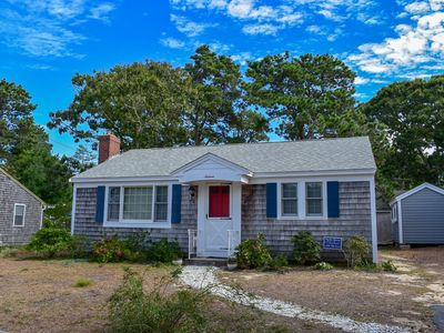 Greeneedle Ln 16- Cute cottage with ac and 12x12 patio.  15 minute walk to beach