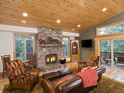 Photo for BLISS -Beautiful West Shore 3 BR Sleeps 9, Hot Tub - Off season rates!