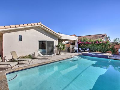 Photo for Updated La Quinta House w/Private Pool + Hot Tub!