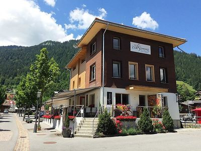 Photo for Apartment Simme-Tröimli in Zweisimmen - 4 persons, 2 bedrooms