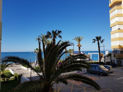 Photo for Nice apartment for 2 people in Torrox Costa