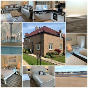 Photo for Rockpool House *Luxury cottages* Leisure facilities Dogs welcome Free Wifi