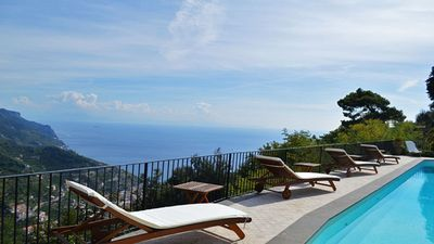 Photo for VILLA TRITONE - HOLIDAY VILLA LUXURY - RAVELLO - AMALFI COAST
