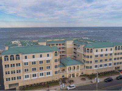 Photo for Beachfront Getaway In North Wildwood, NJ - Sun, Fun, And More!