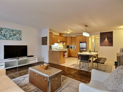 Photo for Downtown Apartment in Quebec City - Downtown Apartment - Deluxe apartment #296288