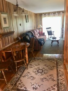Photo for A Two Bedroom 2 Bath Place with a Sauna,Fireplace. Wifi Access and TV streaming
