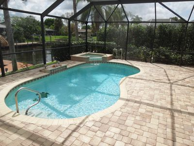 Photo for Tranquil Waterfront Home, Southern Exposure, Heated pool w/ Hot Tub