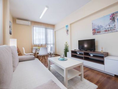 Photo for SERENITY apt ✓centre ✓parking & supermarket nearby