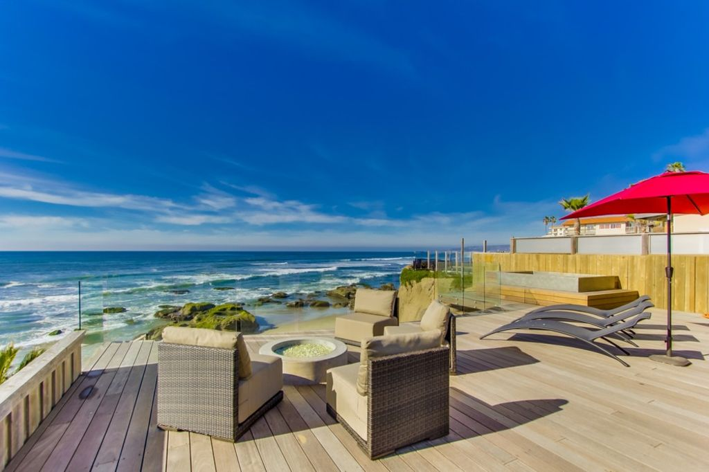 New Luxury Beachfront Home Directly On Gor Vrbo