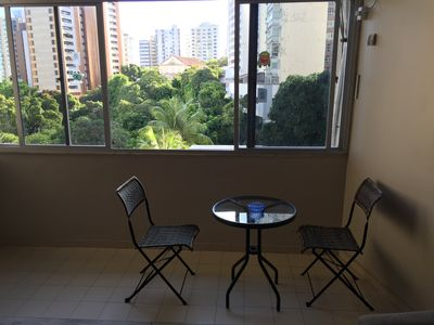 Photo for Two bedroom apartment in Anamélia Building.