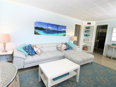 Photo for Treasure Island Tropic Terrace 40 Second Floor 2 Bed 1 Bath King Bed Free WIFI