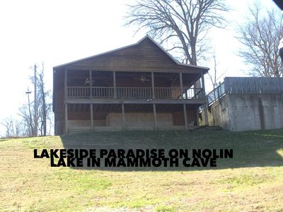 Lakeside Paradise on Nolin Lake